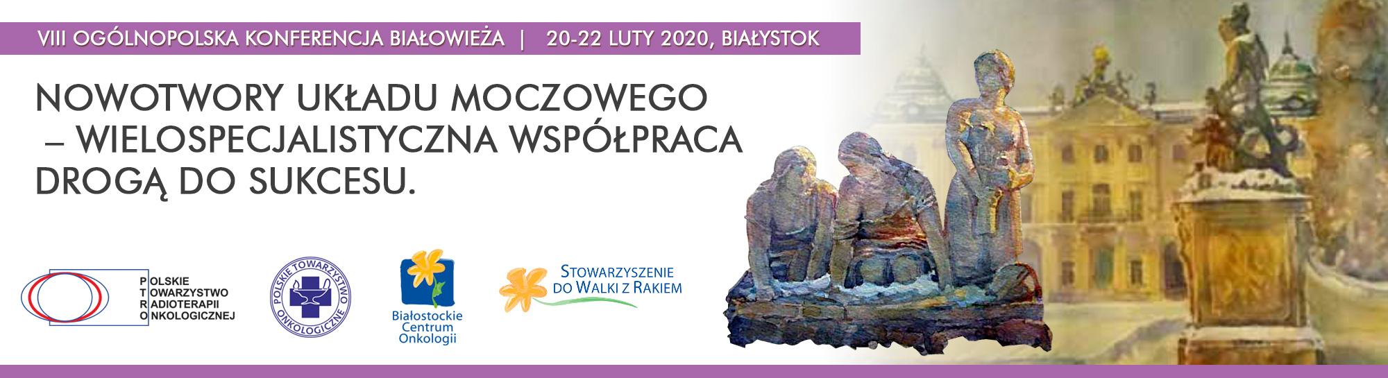 Konferencja - Nowotwory układu moczowego | 2020 Białystok